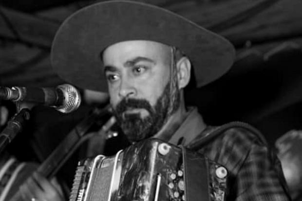 Gaiteiro Fabiano Quilante mostra trabalho autoral no Rodeio de Vacaria Divulgação/Divulgação