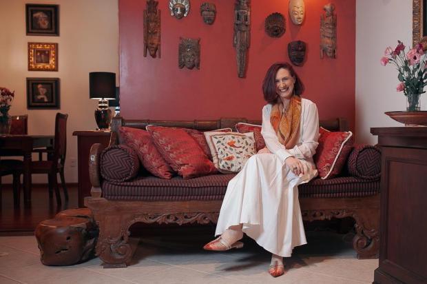 Sinônimo de refinamento e simplicidade: conheça a pesquisadora de moda caxiense Beth Venzon Nino Bellini/divulgação