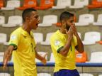 Clássico entre Brasil e Argentina decide o título das Eliminatórias de Futsal em Carlos Barbosa Ulisses Castro / ACBF / Divulgação/ACBF / Divulgação