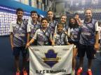 Atletas caxienses conquistam quatro medalhas na primeira etapa do Brasileiro Interclubes CFEB/Murialdo / Divulgação/Divulgação