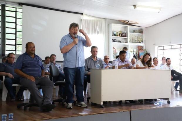Governo Cassina prestigia UAB e reaproxima prefeitura de Caxias do movimento comunitário Rodrigo Rossi/Divulgação
