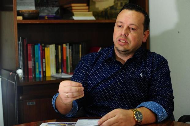 """""""Foi uma questão de afinidade"""", diz líder do Governo Cassina sobre indicação para função na Câmara de Caxias do Sul Porthus Junior/Agencia RBS"""