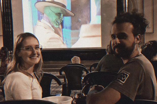 Mais de quatro mil pessoas participaram do Cinema de Verão 2020 Breno Dallas/Divulgação
