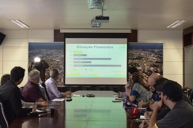 Prejuízo da Codeca é de R$ 14 milhões, diz diretor-presidente Fabiana de Lucena/Prefeitura de Caxias do Sul