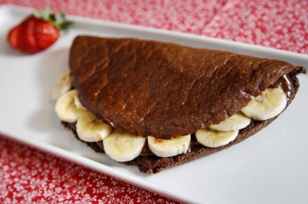 Na Cozinha: quer um doce que não pese na rotina? Faça crepioca de banana Mateus Bruxel/Agencia RBS