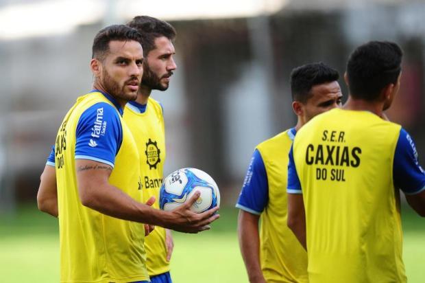 Caxias terá retornos para enfrentar o Ypiranga Porthus Junior/Agencia RBS