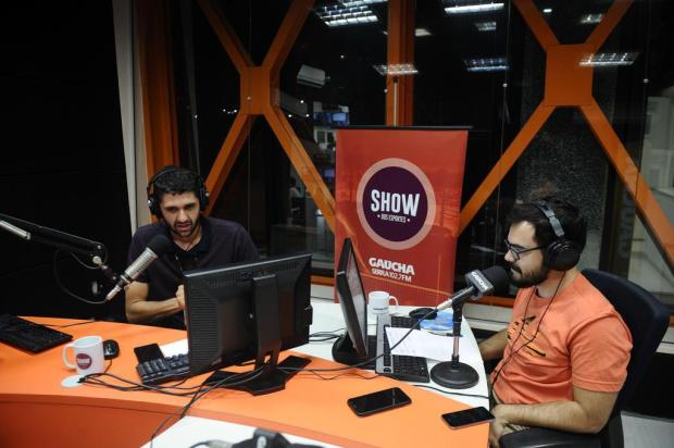 VÍDEO: Assista o Show dos Esportes desta quarta-feira Antonio Valiente/Agencia RBS