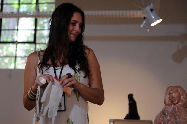 Mona Carvalho retorna à Unidade de Artes Visuais da Secretaria da Cultura de Caxias Marcelo Casagrande/Agencia RBS