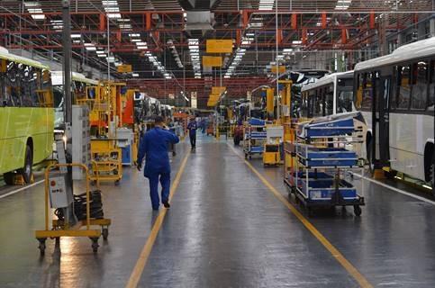 2020 tinha tudo para ser um bom ano para a economia de Caxias do Sul Vinicius Paulleti / Marcopolo/Divulgação/Marcopolo/Divulgação