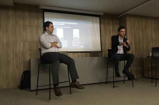 Caxias do Sul sediou painel que analisa perspectivas de investimentos com melhor rentabilidade Marcelo Mugnol/Agencia RBS