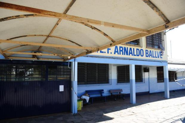 Alunos da Arnaldo Ballvê, em Caxias, iniciam aulas no Cristóvão nos dias 24 e 26 de fevereiro Porthus Junior/Agencia RBS