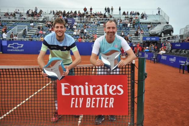 Marcelo Demoliner tem outra boa campanha na Argentina e está na semifinal do ATP de Buenos Aires Cordoba Open / Divulgação/Divulgação