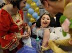 VÍDEO: Paciente comemora 15 anos no hospital onde está internada desde os cinco meses de vida Antonio Valiente/Agencia RBS