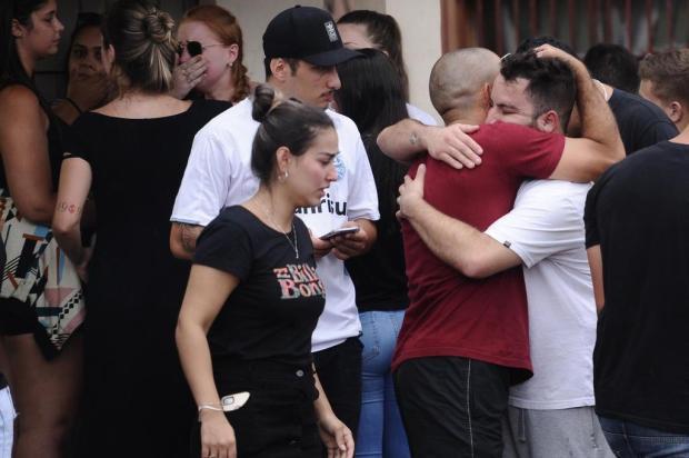 """""""Ele estava no lugar errado, na hora errada"""", diz irmão de vítima de homicídio Antonio Valiente/Agencia RBS"""