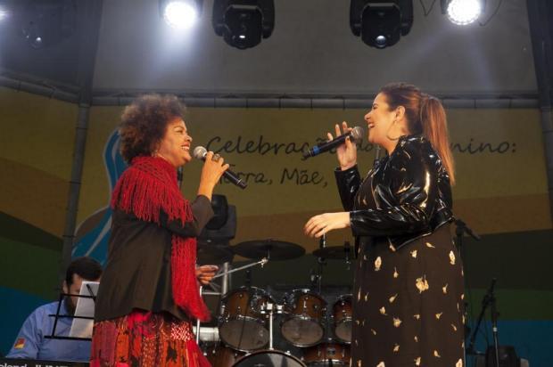 """Cantoras Tatiéli Bueno e Loma Pereira apresentam espetáculo musical """"Elas"""" em Caxias do Sul Tatieli Sperry/Divulgação"""