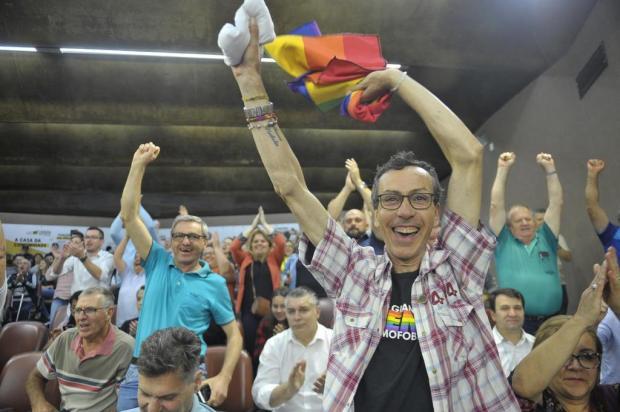Coordenador da Parada Livre, em Caxias, é CC no Governo Cassina Lucas Amorelli/Agencia RBS