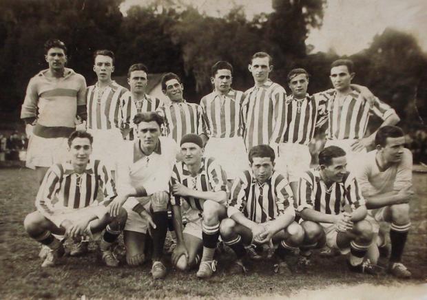 A trajetória de Alcides Longhi no Esporte Clube Juventude Acervo Esporte Clube Juventude / divulgação/divulgação