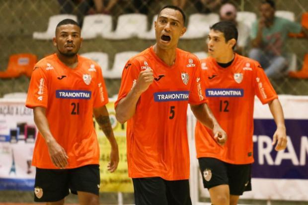 ACBF vence Tubarão em primeiro amistoso de pré-temporada Ulisses Castro/ACBF / Divulgação