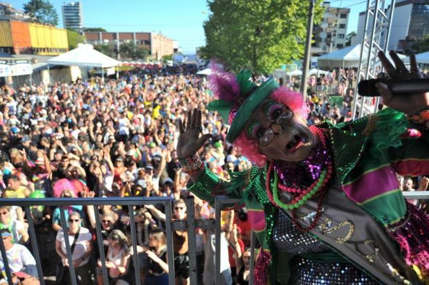 Confira as atrações dos blocos de rua que animam o Carnaval de Caxias neste fim de semana Felipe Nyland/Agencia RBS