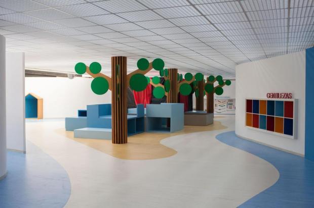 Casa & cia: arquitetura escolar potencializa aprendizagem Divulgação/Divulgação