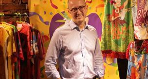 Conheça o médico apaixonado por Carnaval e que dará plantão no Bloco da Velha, em Caxias Ana Salvi / Divulgação/Divulgação