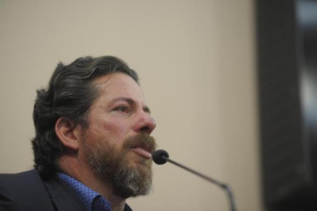 """""""Encerrou-se um ciclo de apoio à pessoa de Daniel Guerra"""", diz ex-líder de governo de Caxias do Sul Lucas Amorelli/Agencia RBS"""