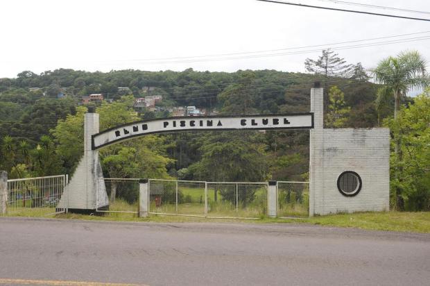 Tradicional clube de Caxias, Reno Piscina Clube agoniza Lucas Amorelli/Agencia RBS