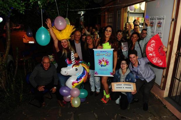 Grupo Arco-Íris leva festa e conscientização para a rua nesta segunda, em Caxias Porthus Junior/Agencia RBS