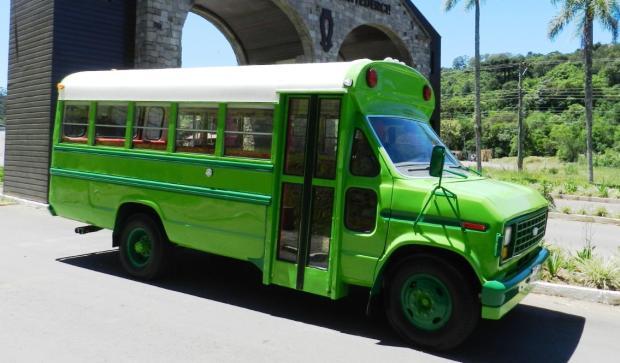 Caxias do Sul passa a ter city tour a bordo de ônibus antigo a partir deste fim de semana Jacson Papi / divulgação/divulgação