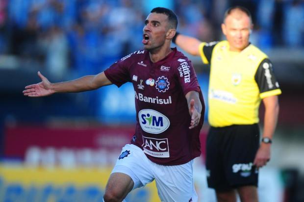 Confira a narração da Rádio Gaúcha no gol do título do Caxias sobre o Grêmio Porthus Junior/Agencia RBS