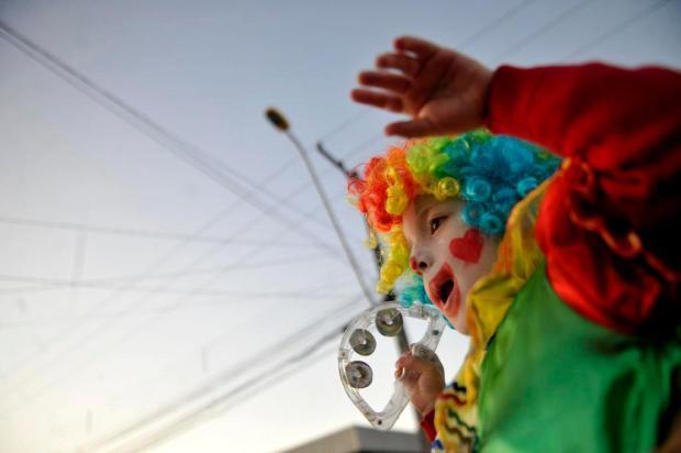 FOTOS: Confira imagens do Carnaval do Luizinho em Caxias do Sul Lucas Amorelli/Agencia RBS