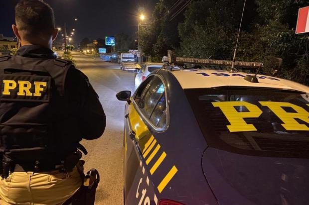 Foragido é preso durante Operação Carnaval em Caxias PRF/Divulgação