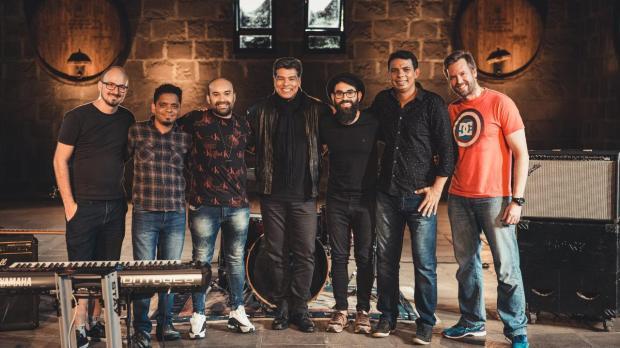 Maurício Mattar grava clipe em Caxias do Sul Juliano Mengatto / Divulgação/Divulgação