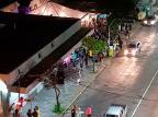 Brigada Militar usa bombas de efeito moral para dispersar tumulto na Estação Férrea de Caxias Divulgação/