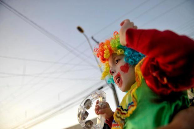Confira as atrações dos blocos infantis marcados para esta semana, em Caxias Lucas Amorelli/Agencia RBS