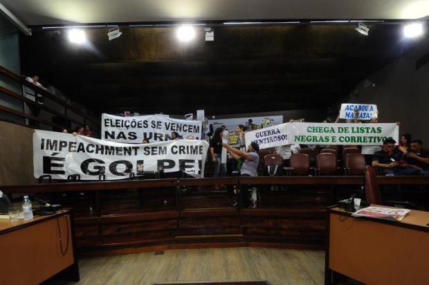 Em 31 meses, 16 pedidos de impeachment foram protocolados na Serra Porthus Junior/Agencia RBS
