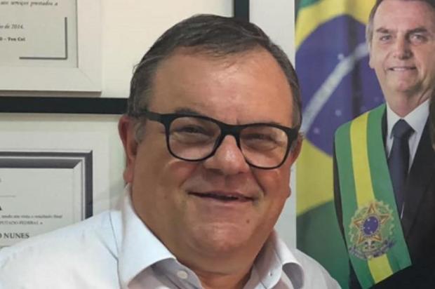 Patriota anuncia pré-candidato a prefeito de Caxias do Sul no sábado Facebook/Reprodução