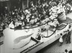 Carro alegórico da Vinícola Mosele na Festa da Uva 1961 Studio Geremia / Acervo pessoal, divulgação/Acervo pessoal, divulgação