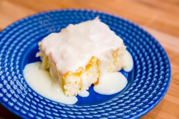 Na Cozinha: todo mundo vai querer fazer esse bolo gelado de coco Omar Freitas/Agencia RBS
