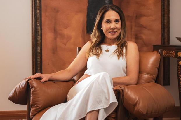 Mineira, Ronya Souto fala sobre a vida em Caxias e do gosto pela arte, cultivado desde a infância Fabio Grisson/Divulgação