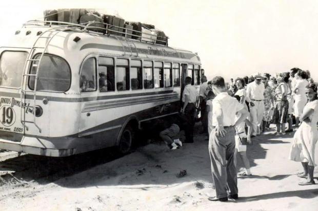 Arroio do Sal: aventuras a bordo de um ônibus Não se aplica/Arquivo Pessoal