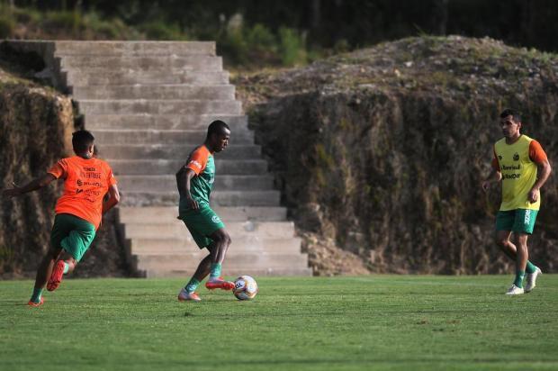 Juventude faz pacto pela vitória e encara jogo contra o São José-PoA como divisor de águas Marcelo Casagrande/Agencia RBS