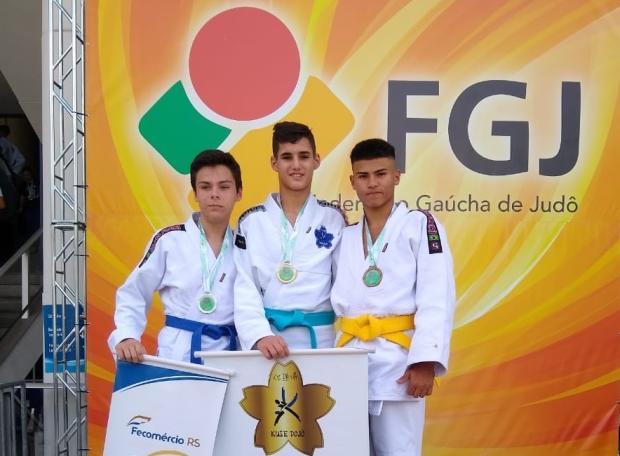 Kuse Dojô conquista três ouros na Supercopa em Porto Alegre Kuse Dojô / Divulgação/Divulgação