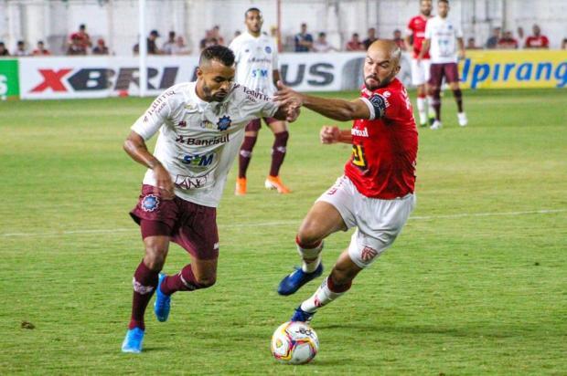 Caxias vence o São Luiz em Ijuí e segue invicto na Taça Francisco Novelletto Neto Lucas Dornelles/São Luiz/Divulgação