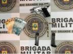 Em menos de três dias, homens são presos duas vezes em Farroupilha Brigada Militar / Divulgação/Divulgação