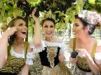 Festa das Colheitas, em Caxias do Sul, oferece três finais de semana de tradição e sabor Paulo Pasa/Divulgação