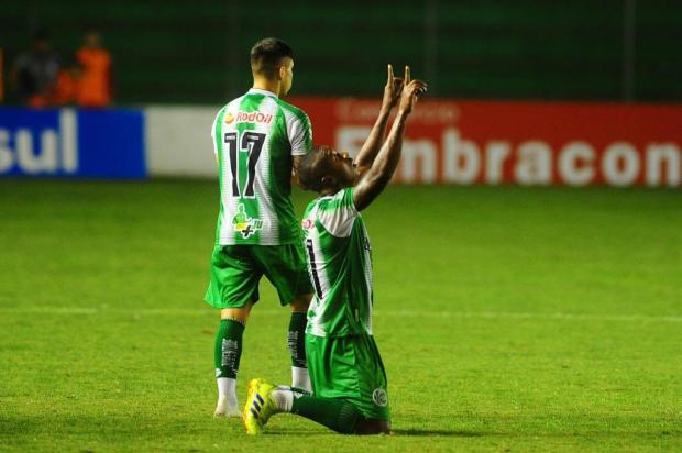 FOTOS: Confira imagens do empate entre Juventude e América-RN Porthus Junior/Agencia RBS