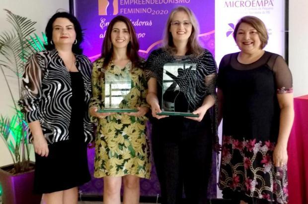 Quem levou o Prêmio Empreendedorismo Feminino em Caxias do Sul Vitória Bordin/Divulgação