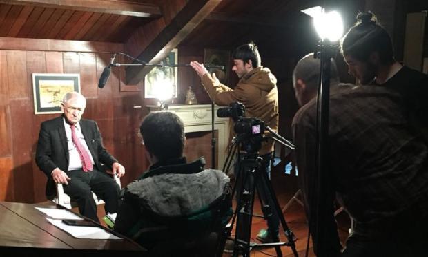 Documentário sobre João Spadari Adami será lançado em breve em Caxias Rachel Zilio / Divulgação/Divulgação
