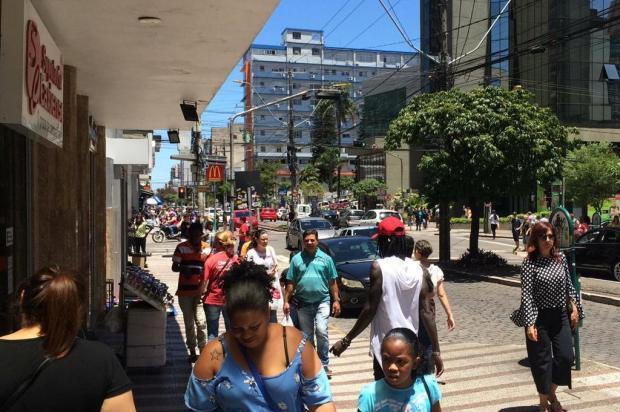Comércio de rua de Caxias não poderá abrir a partir deste sábado Milena Schäfer/Agência RBS